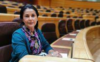 Esther Carmona, nueva portavoz de Sanidad del Grupo Socialista en la Comisión de Sanidad y Consumo (Foto: PSOE)