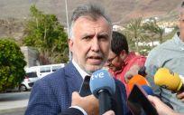 Ángel Víctor Torres, presidente de Canarias