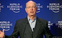Klaus Martin Schwab, presidente del Foro Económico Mundial (Foto: Weforum.org)