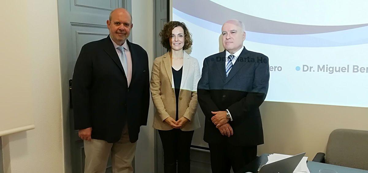 Presentación del 'Informe del impacto presupuestario del tratamiento de la artrosis con condroitín sulfato vs. AINEs' (Foto: ConSalud.es)