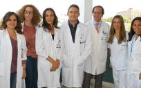 Imagen de integrantes de la Unidad de Ictus del Hospital Universitario Ramón y Cajal (Foto. Hospital Ramón y Cajal)