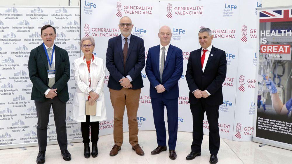 España y Reino Unido, juntos por la innovación en tecnología sanitaria
