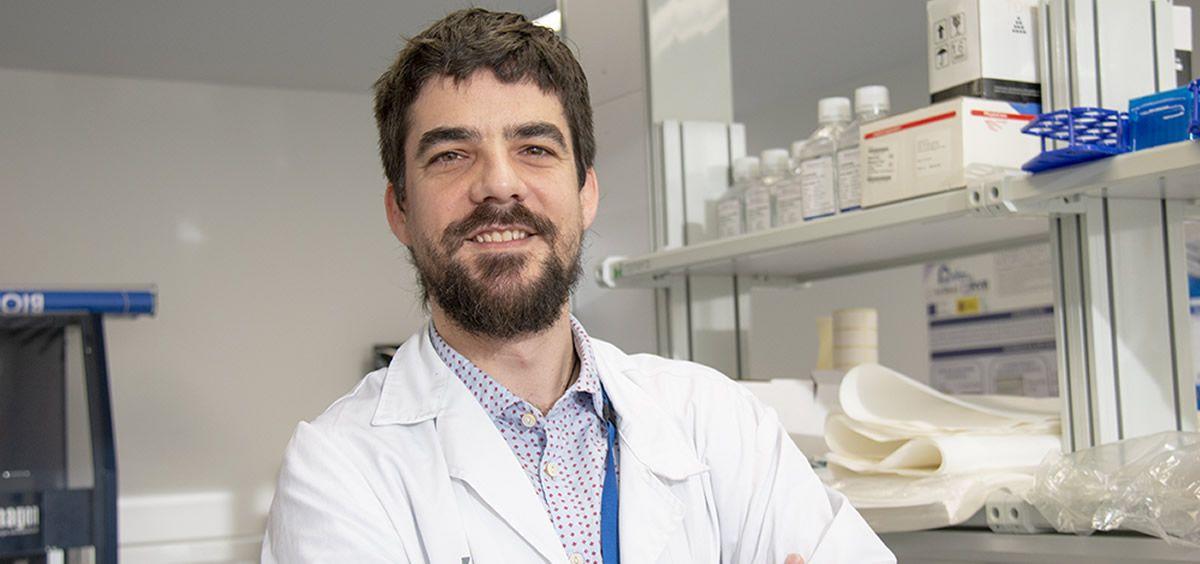 Doctor Juan Miguel Cejalvo, del Grupo de Investigación de Biología de Cáncer de Mama de Incliva (Foto. Incliva)