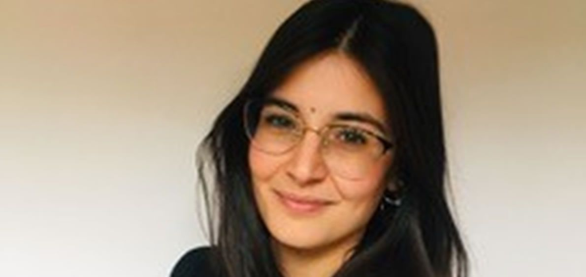 Carla Anciones, de la Unidad de Epilepsia del Hospital La Luz (Foto. ConSalud)