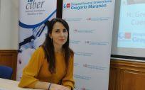 Susana Carmona, investigadora del Servicio de Medicina Experimental del Hospital Gregorio Marañón y del Ciber de Salud Mental (Foto. ConSalud)