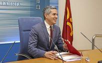 Pablo Zuloaga, vicepresidente regional de Cantabria (Foto. Gobierno de Cantabria)