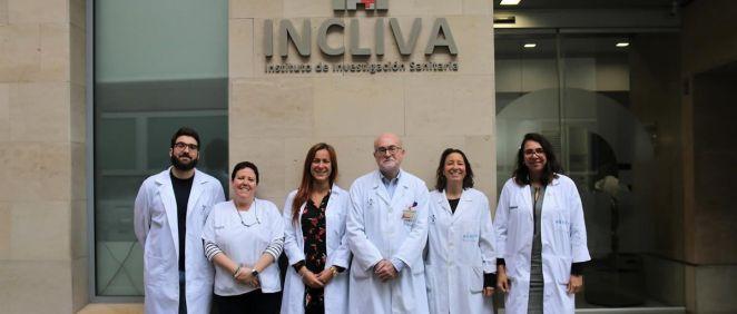 Profesionales del Incliva (Foto. ConSalud)
