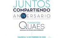 IV Aniversario Fundación QUAES