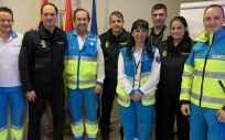 El SUMMA 112 colabora con los Interlocutores Policiales para prevenir agresiones a sanitarios (Foto. Comunidad de Madrid)