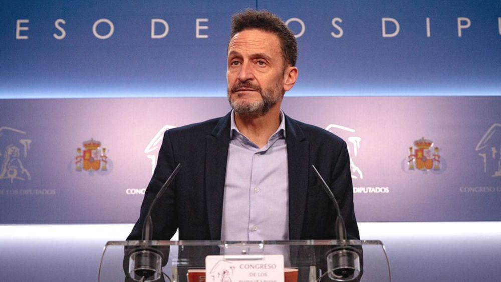 Edmundo Bal, portavoz adjunto del Grupo Parlamentario Ciudadanos (Foto: Ciudadanos)