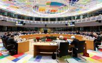 Reunión del Consejo Europeo (Foto: Consilium)