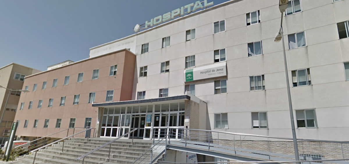 Hospital de Jerez (Foto. Google Maps)