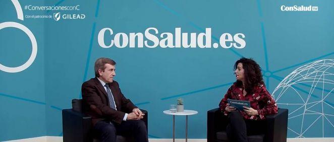 Entrevista a Javier García-Samaniego, coordinador de la AEHVE y jefe de Sección de Hepatología de La Paz