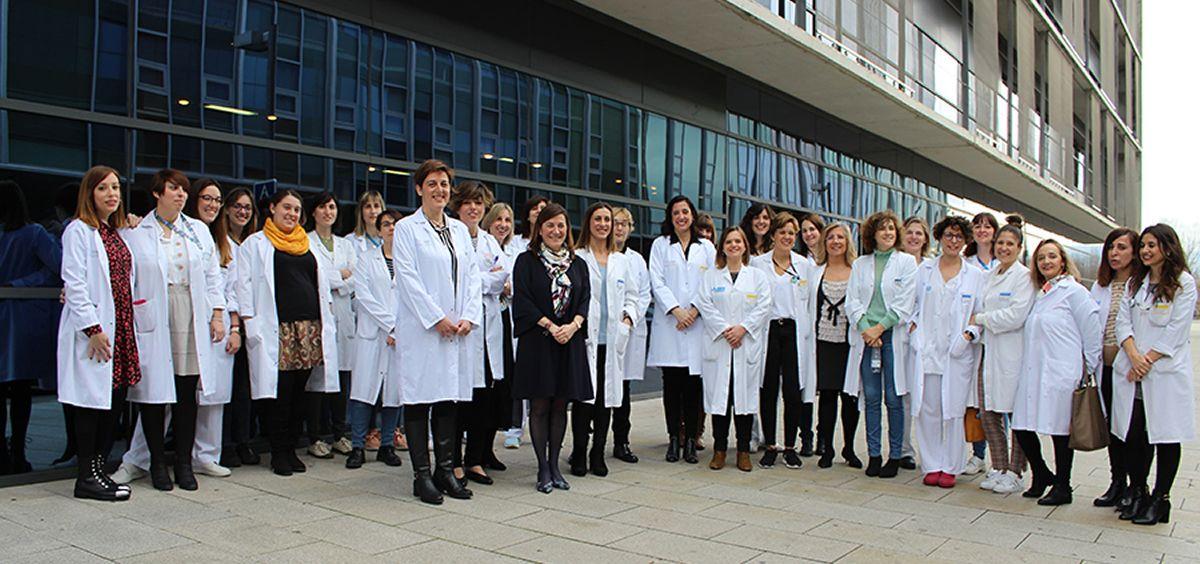 El 65% de las personas involucradas en proyectos de investigación en el CIBIR son mujeres