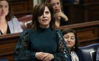 La consejera de Sanidad del Gobierno de Canarias, Teresa Cruz (Foto. Gobierno de Canarias)