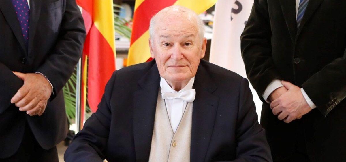 Antonio García García, experto en Farmacología Clínica (Foto: Universidad Miguel Hernández de Elche)