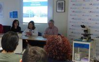 Foto de la jornada sobre gota e hiperuricemia (Foto. Comunidad de Madrid)