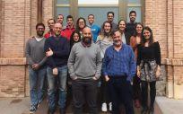 Investigadores del Ciberfes (Foto. ConSalud)