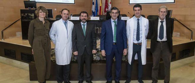 Profesionales que participaron el la Jornada de dolor oncológico (Foto. ConSalud)
