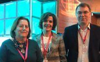 Doctores que han participado en el Simposio de Gilead (Foto. ConSalud)