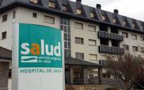 Hospital de Jaca (Foto. Gobierno de Aragón)