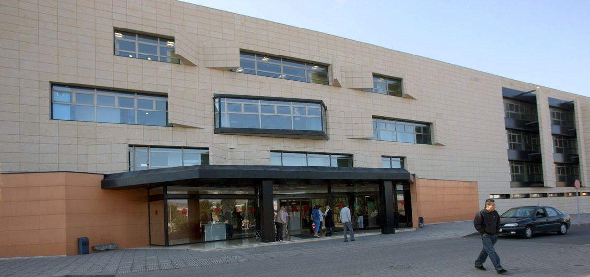 Área de Salud de Fuerteventura (Foto. Gobierno de Canarias)