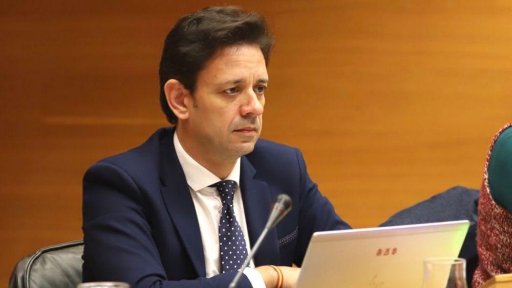 José Juan Zaplana, portavoz de Sanidad del PP en las Cortes Valencianas (Foto: PP)