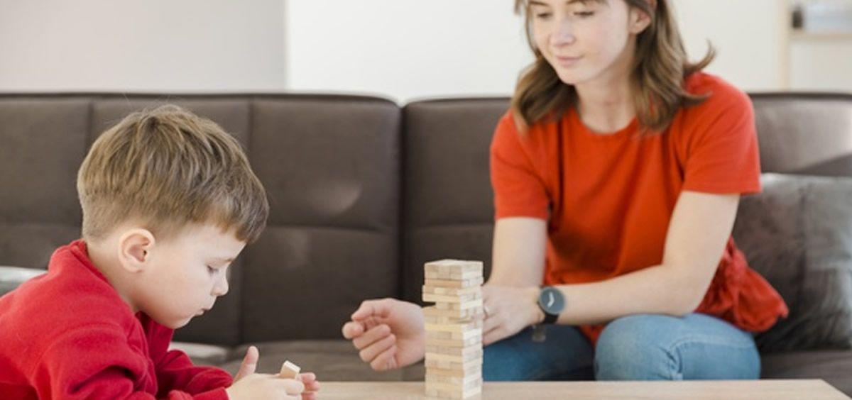 La edad y la inteligencia de la madre son dos factores influyentes en el desarrollo cognitivo de los más pequeños (Foto. Freepik)