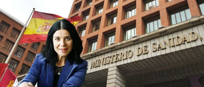 Patricia Lacruz Gimeno, directora general de Cartera Básica del Sistema Nacional de Salud y Farmacia
