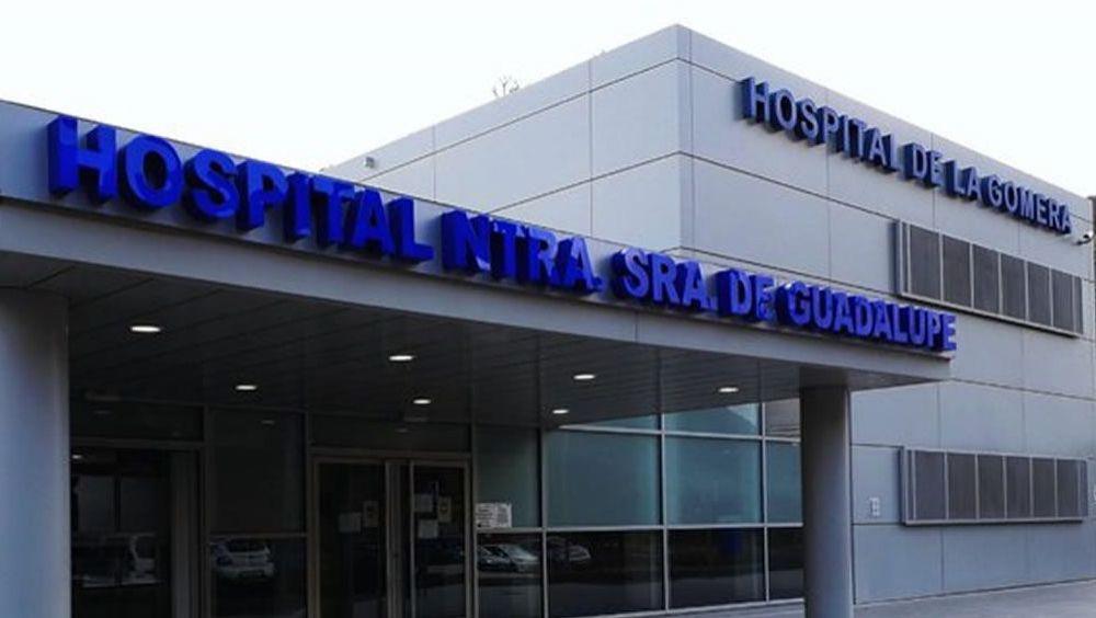 Hospital de La Gomera. (Foto. Gobierno de Canarias)
