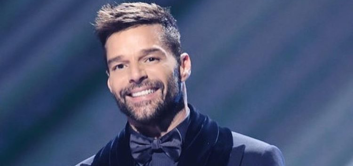 Ricky Martin (Foto. @ricky martin)