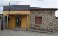 Consultorio local en un pequeño municipio de Castilla y León (Foto. CCOO Castilla y León)