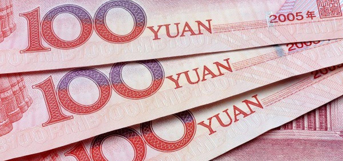 Dinero Yuan chino (Foto. Freepik)