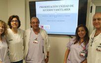 Unidad de Accesos Vasculares del Hospital Arnau de Vilanova (Foto. ConSalud)