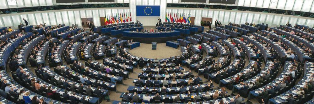 Pleno del Parlamento Europeo (Foto: Flickr UE)