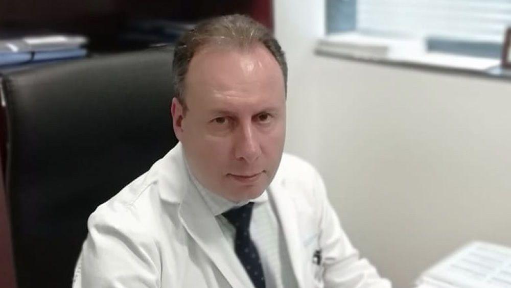 Julio García, Director Gerente en funciones del Hospital Puerta de Hierro (Foto. Hospital Puerta de Hierro)