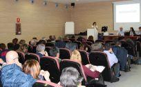 Desarrollo del programa 'Encuentro con los centros' (Foto. Castilla La Mancha)