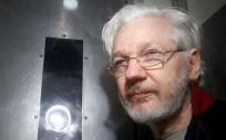 Julian Assange. (Foto.Reuters/H. Nicholls)
