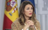 Yolanda Díaz, ministra de Trabajo y Economía Social (Foto: Pool Moncloa / JM Cuadrado)