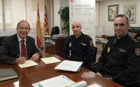 Firma del protocolo general de actuación (Foto. Islas Baleares)