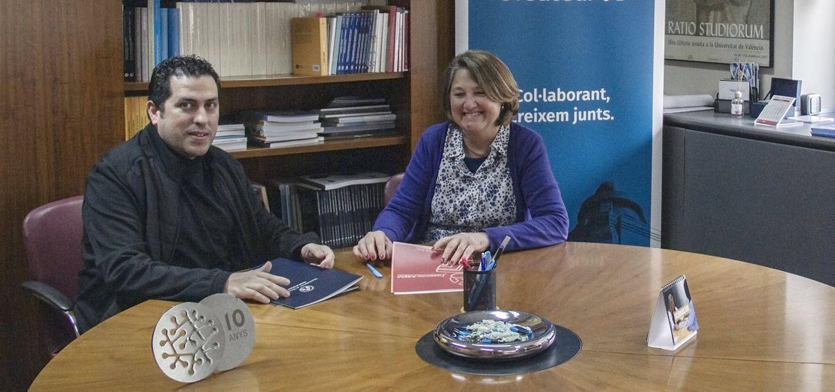 Firma del acuerdo de consorcio en el marco del Proyecto TATAMI (Foto. ConSalud)