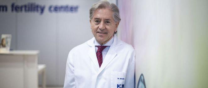 Isidoro Bruna, director médico de HM Fertility Center