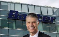 José Almeida, director ejecutivo de Baxter.