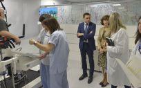 El objetivo de los proyectos de investigación que se están desarrollando se centra en demostrar la efectividad de los exoesqueletos robóticos aplicados en varios contextos clínicos (Foto. Gobierno País Vasco)