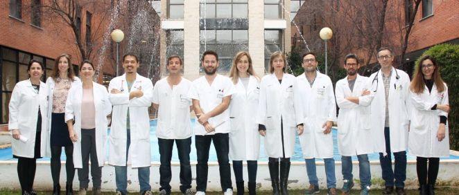 Profesionales de la Gerencia de Atención Integrada de Alcázar de San Juan (Foto. Castilla La Mancha)