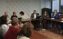 Reunión del Observatorio del Suicidio de las Islas Baleares (Foto. Gobierno Islas Baleares)
