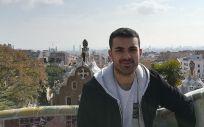 Pablo Nogueira González, número 1 del EIR 2020. (Foto. P.N.G)