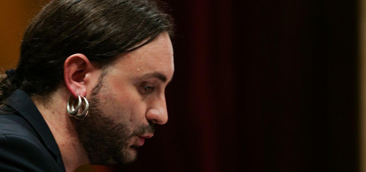 El psicólogo social e investigador, David Pere Martínez Oró. (Foto. DPMO)