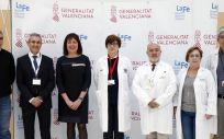 Reunión de expertos en La Fe (Foto. ConSalud)