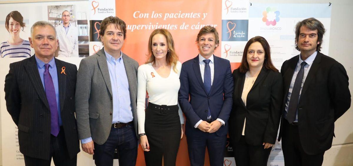 Presentación de la primera Unidad de Bienestar del Paciente y Superviviente de Cáncer en España (Foto. ConSalud)